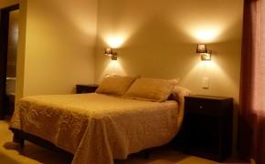 Habitaciones con iluminación sectorizada