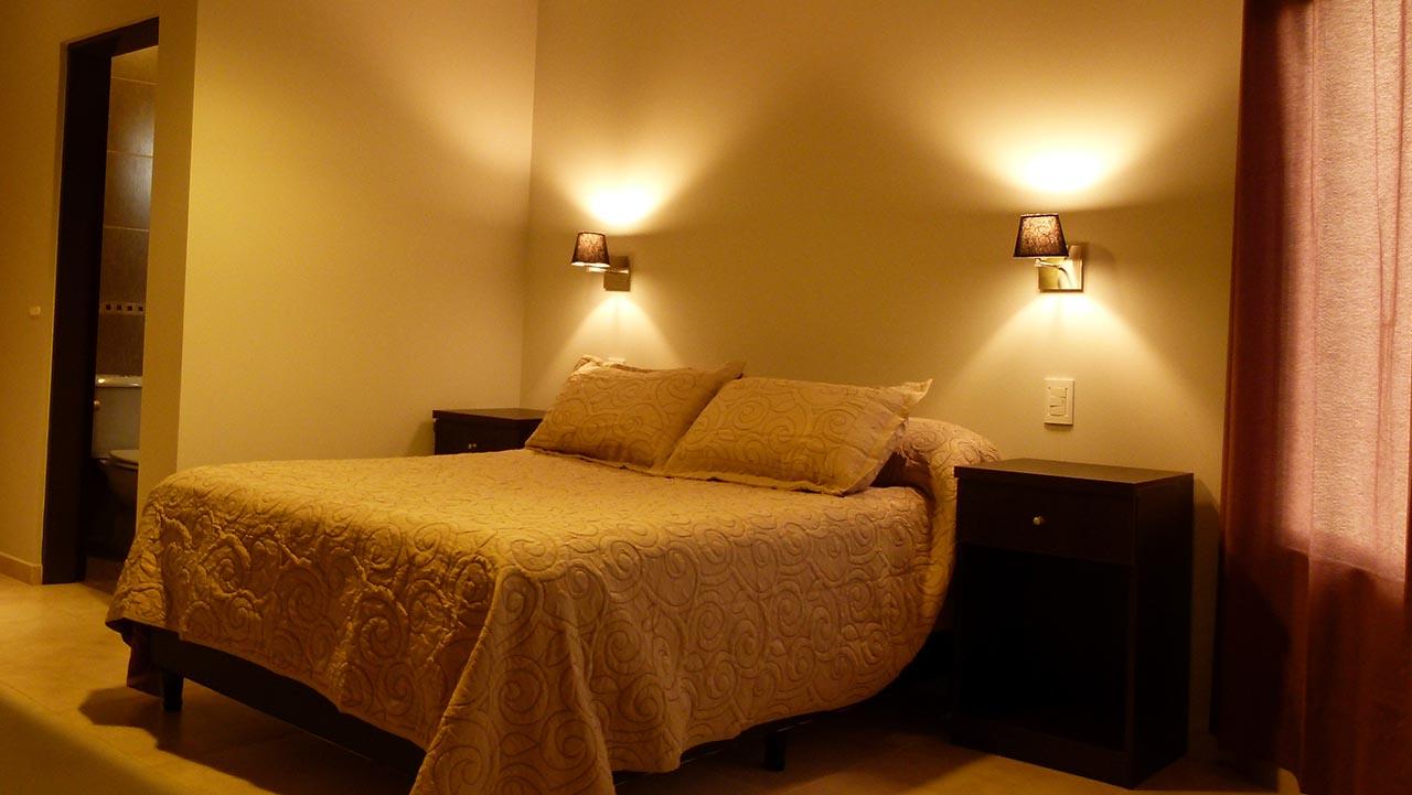 Hotel decla villa carlos paz fotos - Iluminacion habitacion ...